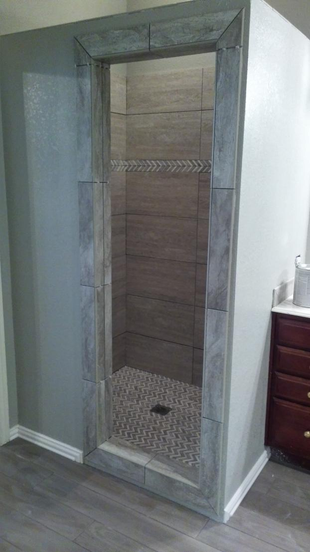Bathroom Remodeling Arlington Tx Exterior our work | handyman services in fort worth, tx | handyman matters