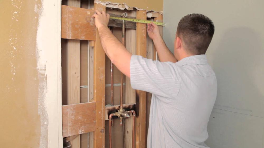 We take everything down to the studs, to remove and replace your shower and/or tub.