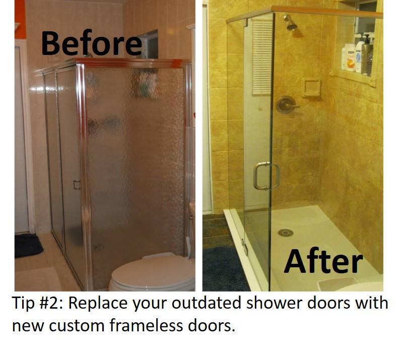Bathroom Update Tip #2
