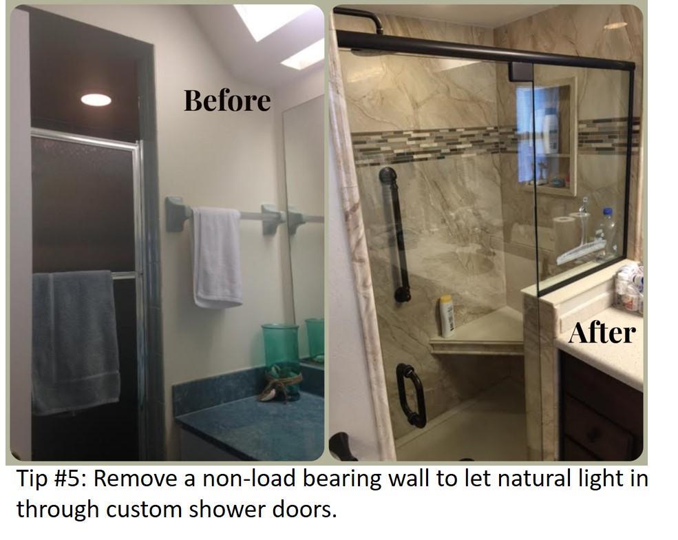 Bathroom Update Tip #4