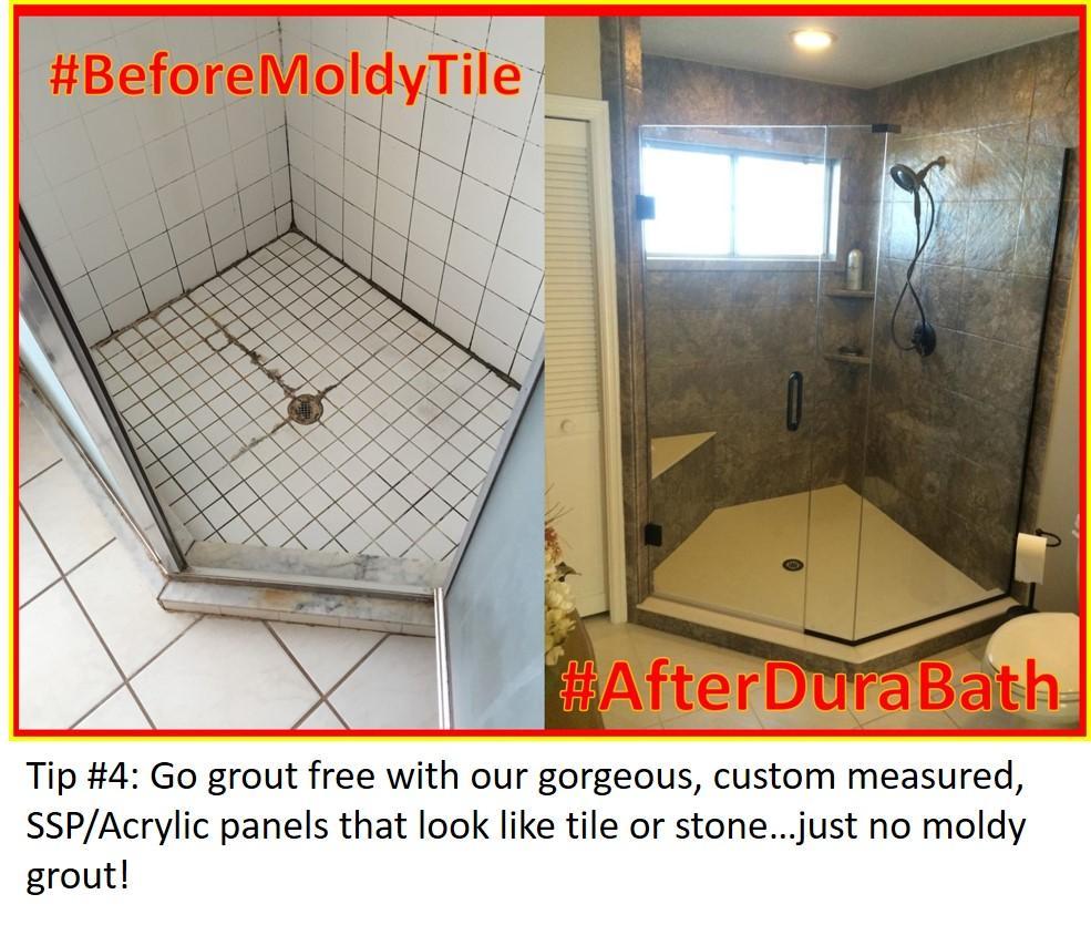 Bathroom Update Tip #5