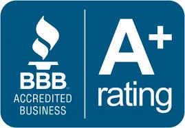 Better Business Bureau - A+ Accreditation