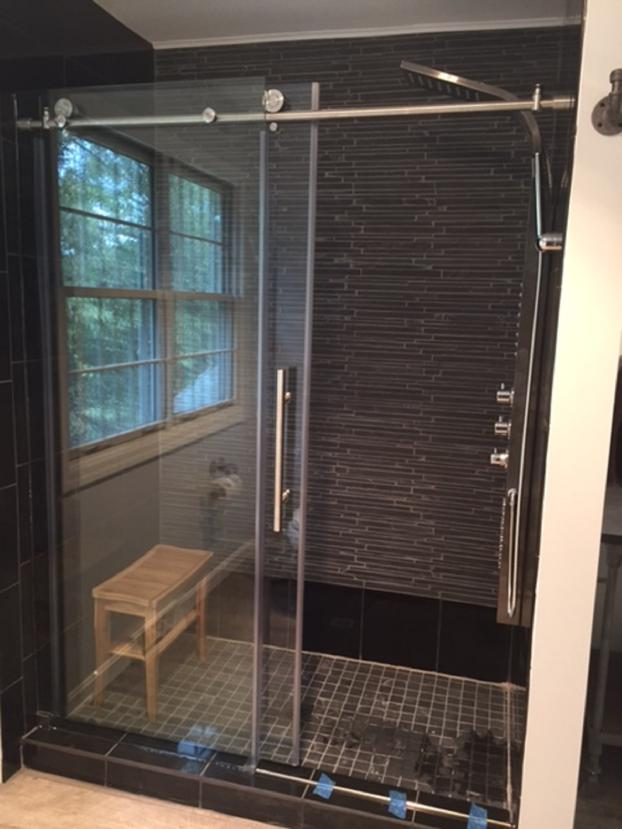After Photo of Master Bath Renovation in Venetia, PA