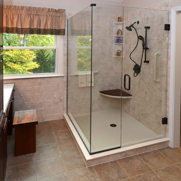 Get The Look Of Tile Without The Grout! Go Grout Free!