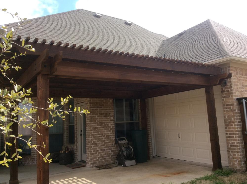 Arbor, Carpentry, Fort Worth