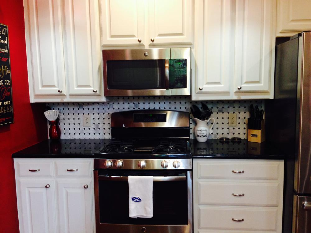 Kitchen Remodel, Carpentry, Painting, Tile Install. Fort Worth, TX