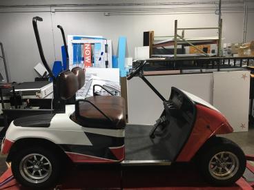 Custom Golf Cart, Charlotte, NC