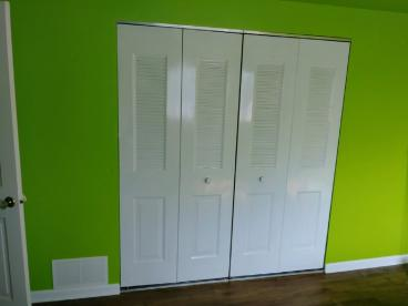 Renovation of bedroom for a customer in Baldwin, PA