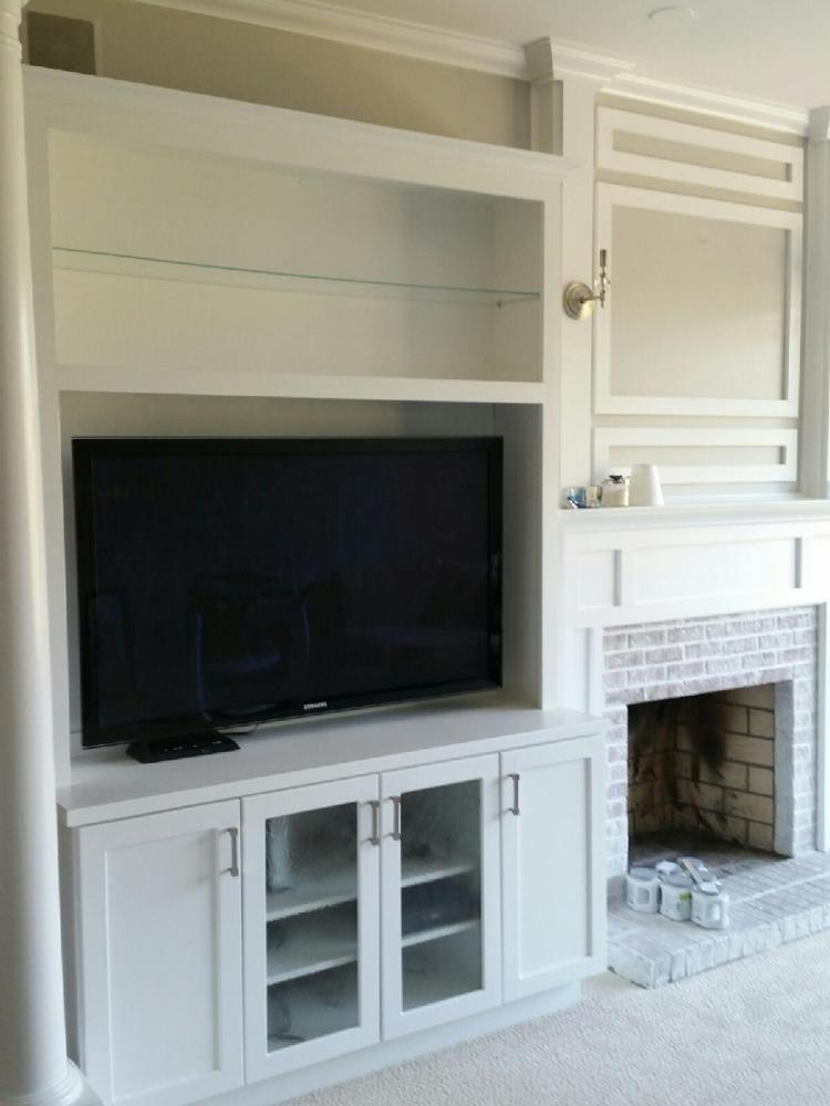 Custom cabinetry in Upper St. Clair PA