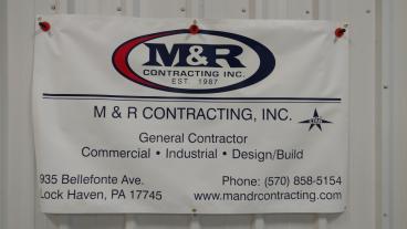 M & R Banner