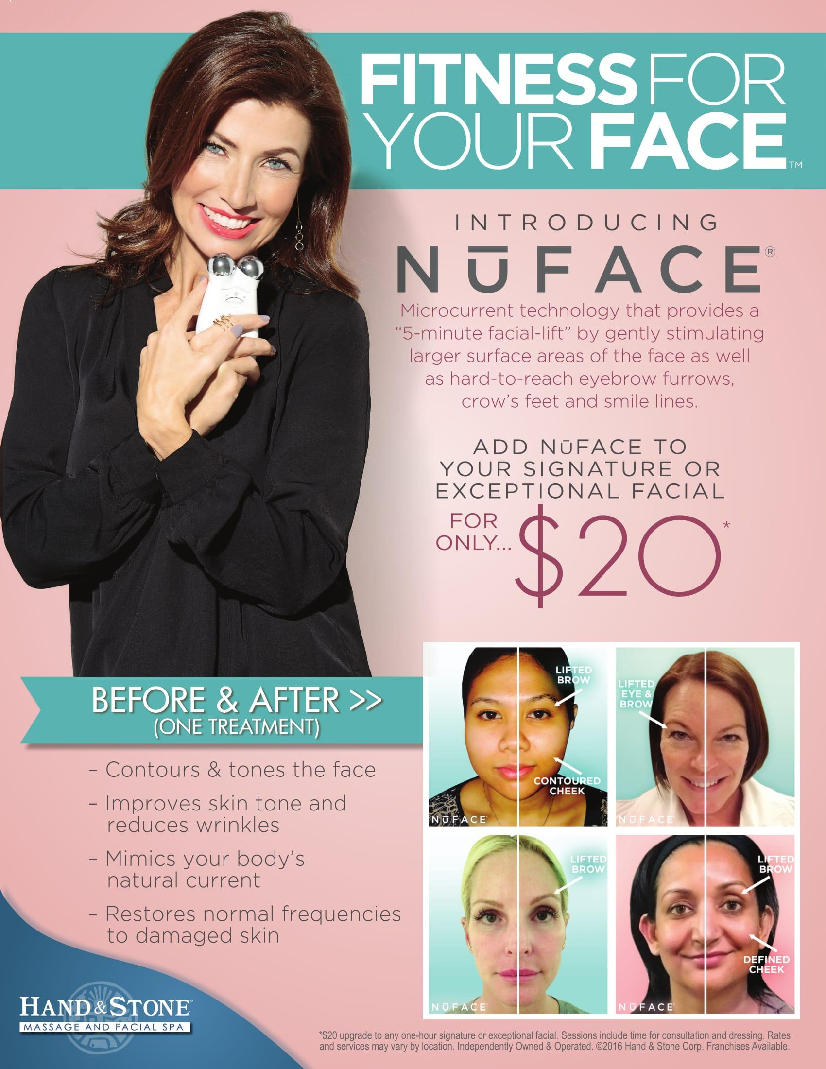 Introducing NuFACE