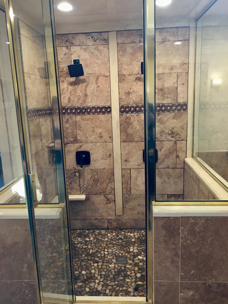 Bathroom remodeling- shower
