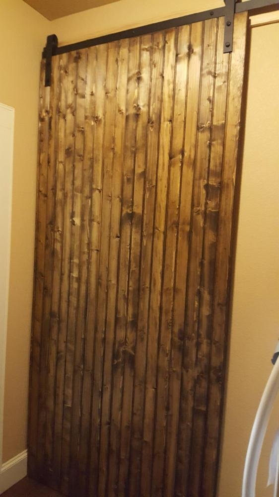Install Barn Door - The Woodlands, TX