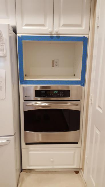 Cabinet Modifications - Lake Conroe, TX