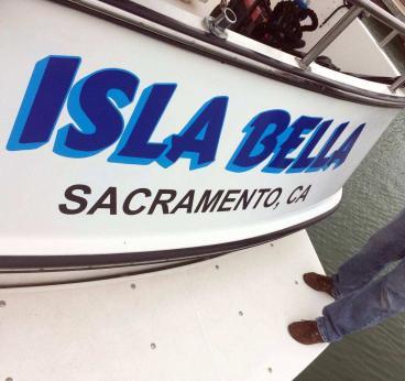 Isla Bella, Sacramento