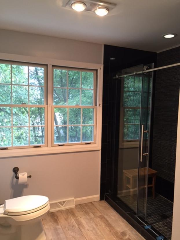 After photo of Bathroom Remodel in Venetia, PA