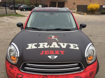 Car Vehicle Wrap