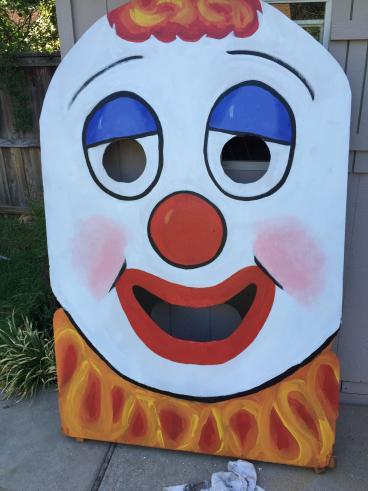 Carpentry Clown