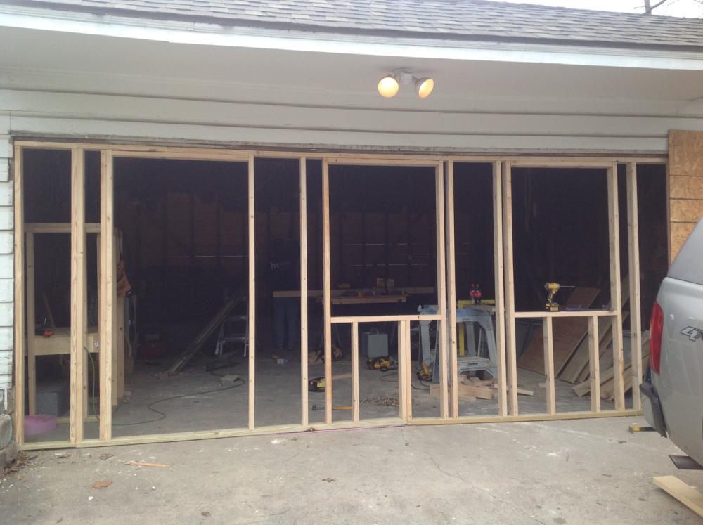 Framing and exterior carpentry