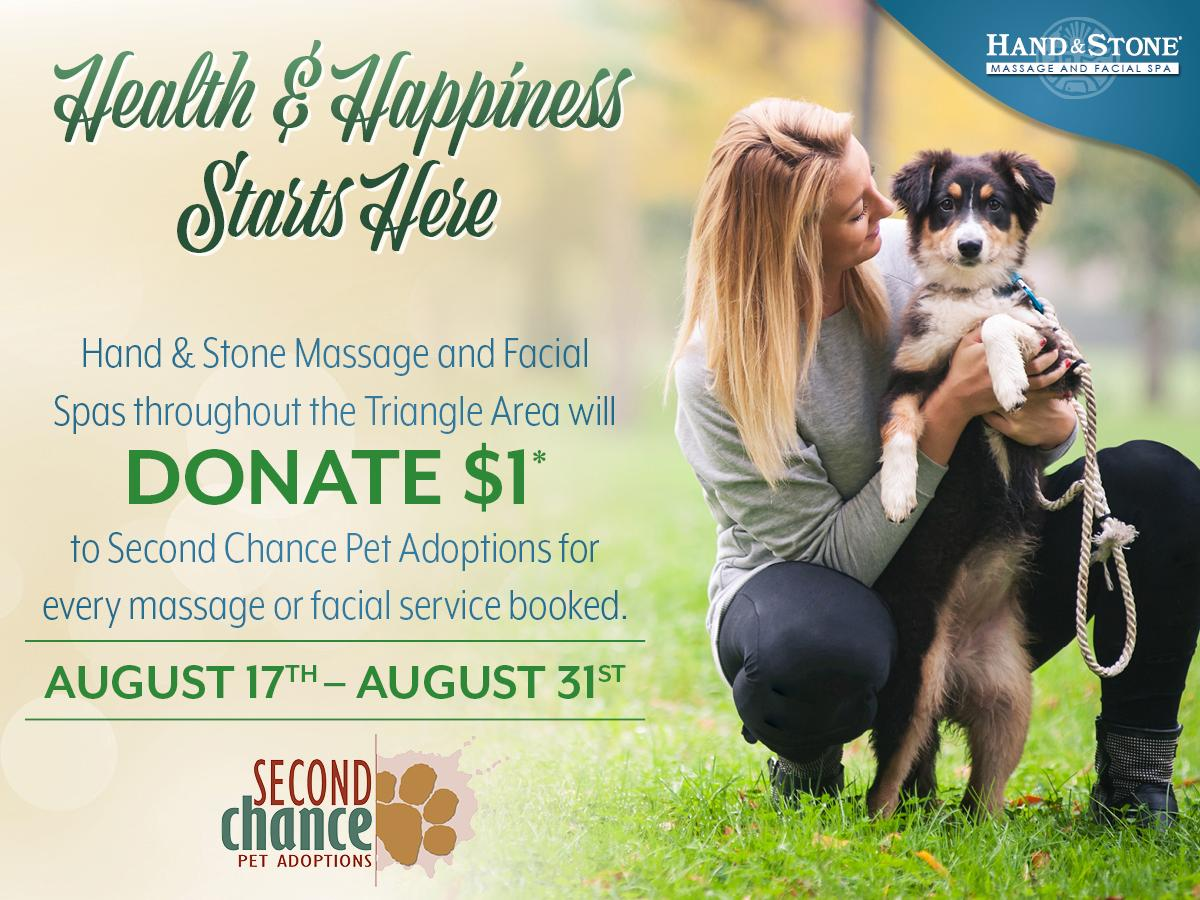 Support 2nd Chance Pet Adoption Agency
