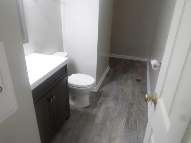 Bathroom Remodel After in New Albany