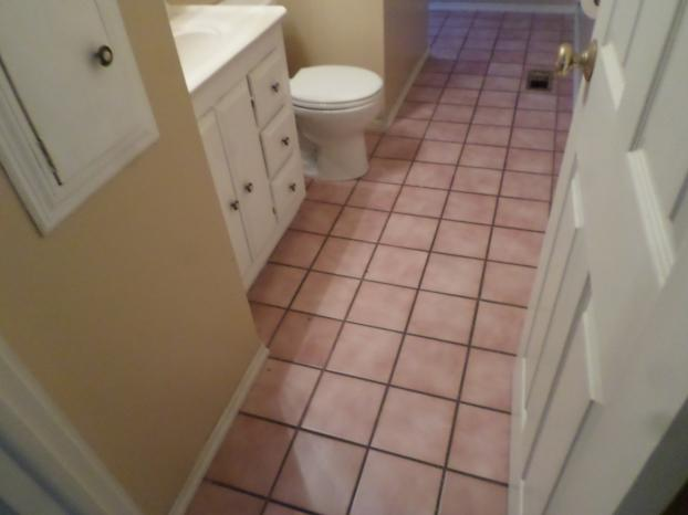 Bathroom Before Remodel in New Albany