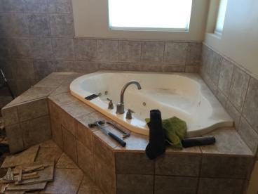 Cherry Creek Bathroom Remodel Before