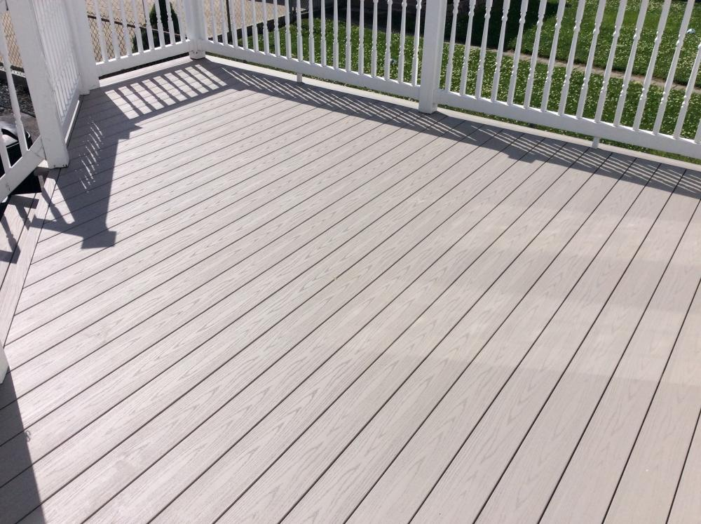 Azek PVC Decking Installation in Kingston