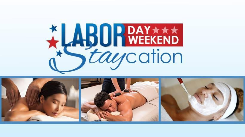 Labor Day Staycation!