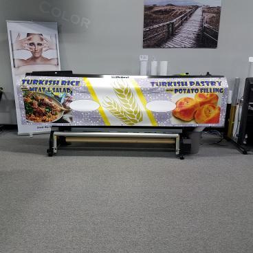 Festival of Nations Banner