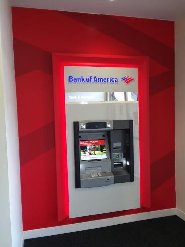 ATM Wrap, Charlotte, NC