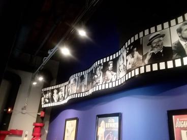 Movie Reel Display - NODA