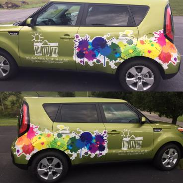 Kia Soul for William King Museum of Art!