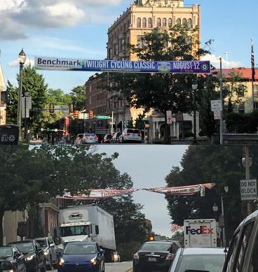 Street Banner Comparison