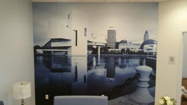Dental Works Wall Mural