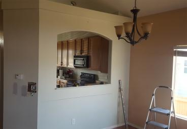 Kitchen Wall Remove - Westminster, CO