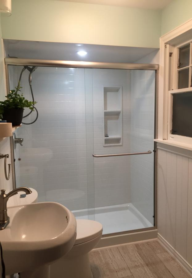 After - Bathroom Remodel in Paxtang