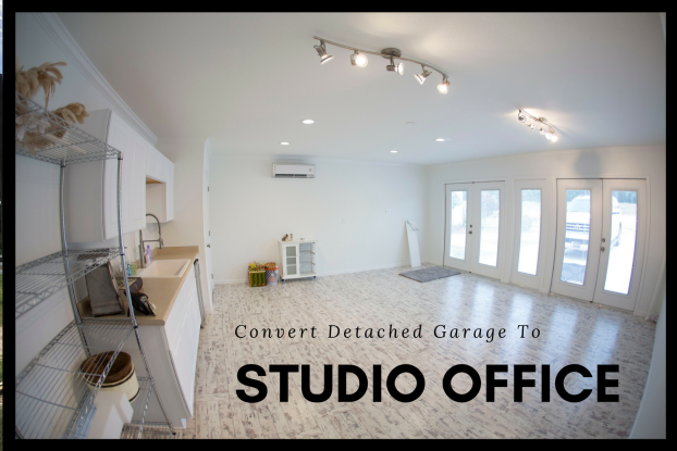 Studio Office Completed
