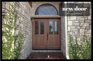 New Front Doors