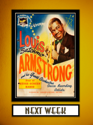 dnm louis armstrong poster signs and graphics