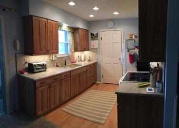 Kitchen Remodel in Westerville