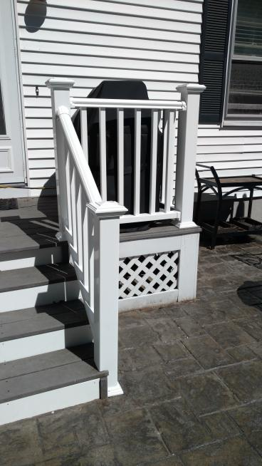 Deck Railings - Needham