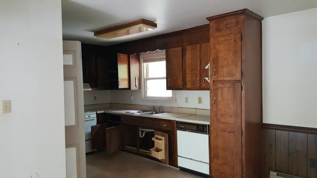 Kitchen Makeover - Hopewell VA  BEFORE
