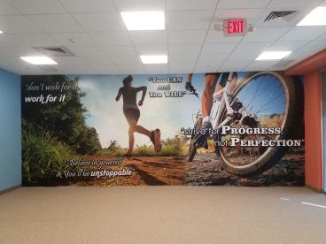 Wall Murals | South Jersey | SpeedPro Imaging