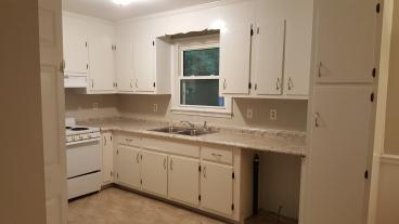 Kitchen Renovation - Hopewell VA AFTER