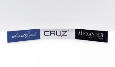 Logos on Acrylic Blocks