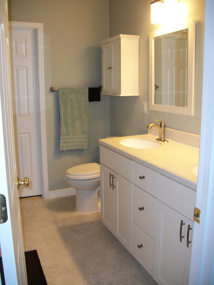 #5 After picture -Bathroom remodel in Midlothian, VA