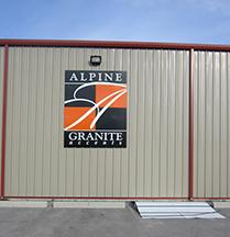 Alpine Granite