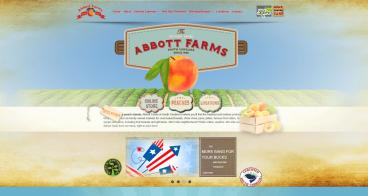 E-commerce website created for a regional grocery chain.