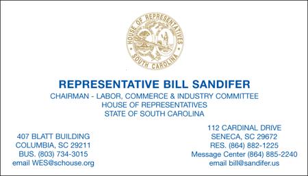 SC State Representative